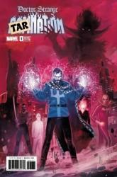 Marvel - Doctor Strange Damnation # 1 Tarnation Variant