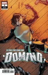 Marvel - Domino # 3 2nd Printing