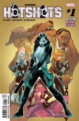 Marvel - Domino Hotshots # 1