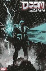 Marvel - Doom 2099 # 1 1:50 Zaffino Variant