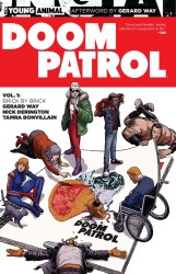 DC - Doom Patrol Vol 1 Brick By Brick TPB
