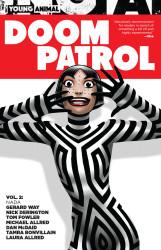 DC - Doom Patrol Vol 2 Nada TPB