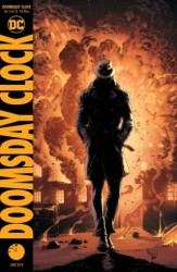 DC - Doomsday Clock # 4 Variant