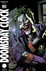 DC - Doomsday Clock # 5 Variant