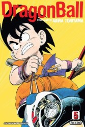 VIZ - Dragon Ball Vizbig Edition Vol 5 TPB