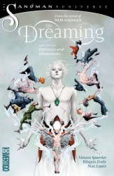 DC - Dreaming Vol 1 Pathways And Emanations TPB