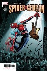 Marvel - Edge Of Spider-Geddon # 1