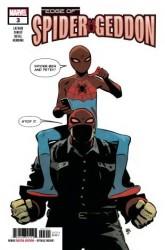 Marvel - Edge Of Spider-Geddon # 3