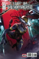 Marvel - Edge of Venomverse # 1