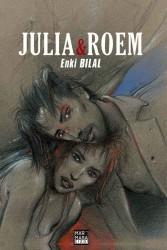 Marmara Çizgi - Enki Bilal Gazap Fırtınası Üçlemesi 2. Kitap Julia & Roem