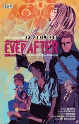 Vertigo - Everafter Vol 2 Unsentimental Education TPB