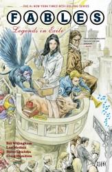 Vertigo - Fables Vol 1 Legends In Exile TPB