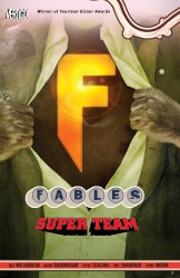 Vertigo - Fables Vol 16 Super Team TPB