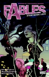 Vertigo - Fables Vol 3 Storybook Love TPB