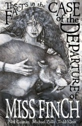 Dark Horse - The Facts In Case Of Departure Of Miss Finch HC