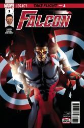 Marvel - Falcon # 1