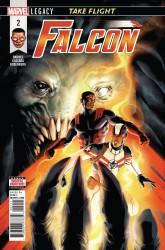 Marvel - Falcon #2
