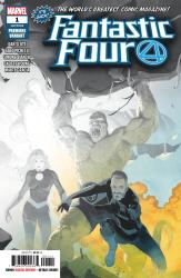 Marvel - Fantastic Four # 1 Premier Variant