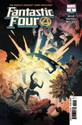 Marvel - Fantastic Four # 2
