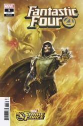 Marvel - Fantastic Four # 9 Yongho Cho Mystery Variant