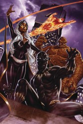 Marvel - Fantastic Four # 1 Brooks Return Of Fantastic Four Variant