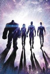 Marvel - Fantastic Four # 1 Pichelli Teaser Variant