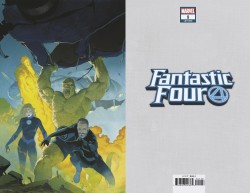 Marvel - Fantastic Four # 1 Ribic Virgin Variant