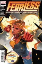 Marvel - Fearless # 1