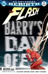 DC - Flash # 5