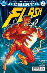 DC - Flash #5 Variant