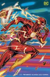 DC - Flash # 53 Meyers Variant