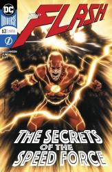 DC - Flash # 63 Variant