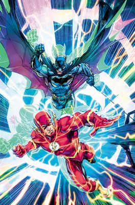Flash # 21 (The Button) Howard Porter Variant