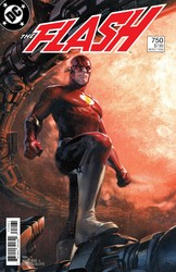 DC - Flash # 750 1980s Dell'Otto Variant
