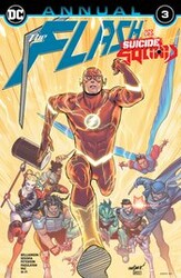 DC - Flash Annual # 3