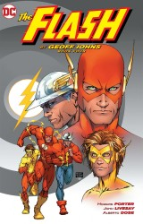 DC - Flash By Geoff Johns Book Four TPB