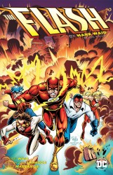 DC - Flash by Mark Waid Book Four TPB