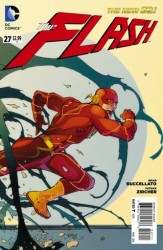 DC - Flash (New 52) # 27