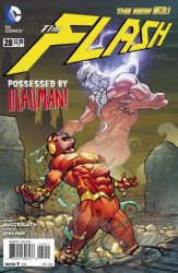 DC - Flash (New 52) # 28