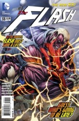 DC - Flash (New 52) # 33