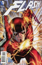 DC - Flash (New 52) # 52 Variant