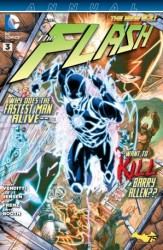DC - Flash (New 52) Annual # 3