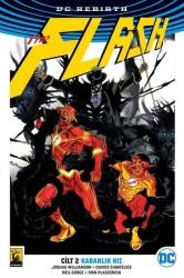 Arkabahçe - Flash (Rebirth) Cilt 2 Karanlık Hız