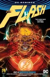 Arkabahçe - Flash (Rebirth) Cilt 4 Korkudan Kaçmak