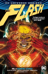 DC - Flash (Rebirth) Vol 4 Running Scared TPB