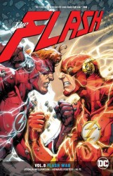DC - Flash (Rebirth) Vol 8 Flash War TPB
