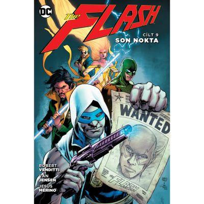 Flash (Yeni 52) Cilt 9 Son Nokta