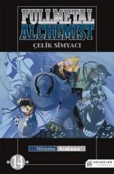 Akılçelen - Fullmetal Alchemist - Çelik Simyacı Cilt 14