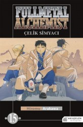 Akılçelen - Fullmetal Alchemist - Çelik Simyacı Cilt 15