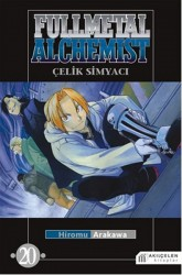 Akılçelen - Fullmetal Alchemist - Çelik Simyacı Cilt 20